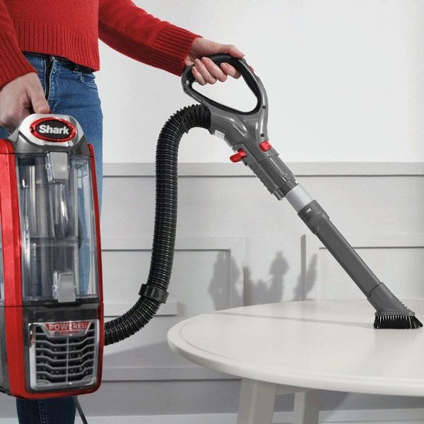 Shark DuoClean Powered Lift Away Upright Vacuum Cleaner NV801UKCO